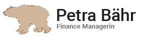 Finance Managerin – Petra Bähr Logo